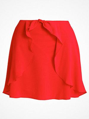Miss Selfridge Alinjekjol red