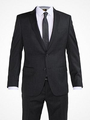 Kavajer & kostymer - Bugatti SLIM FIT Kostym anthrazit
