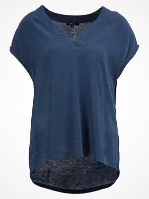 Opus SILVIA Tshirt bas thunder blue