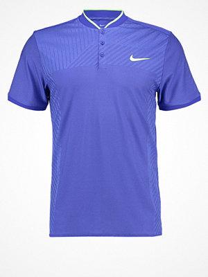 Sportkläder - Nike Performance Funktionströja paramount blue/ghost green