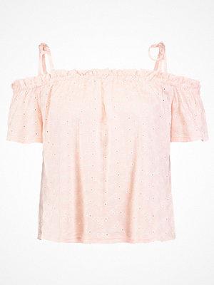Miss Selfridge Tshirt med tryck pink