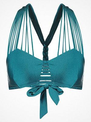 Hunkemöller LAGUNA FANCY  Bikiniöverdel blue