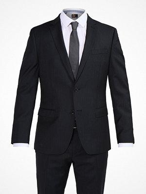 Kavajer & kostymer - Bugatti SLIM FIT Kostym blau