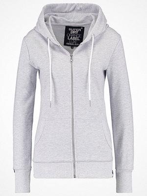 Street & luvtröjor - Superdry Sweatshirt soft grey marl