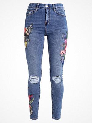 Topshop TUCAN  Jeans Skinny Fit middenim