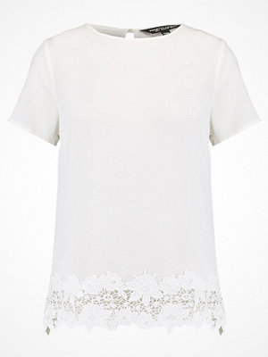 Dorothy Perkins Tshirt med tryck ivory