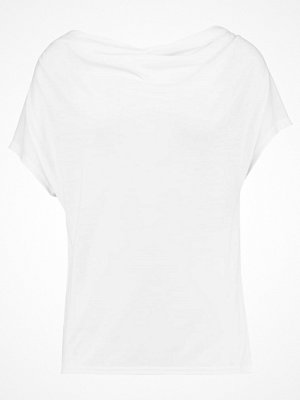 Only ONLMIFFY  Tshirt med tryck bright white