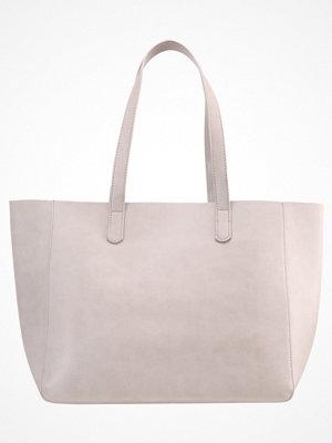 Handväskor - Even&Odd Shoppingväska grey