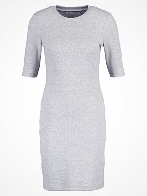 Even&Odd Fodralklänning mottled grey