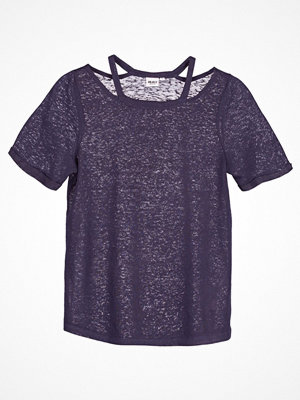 Object OBJTESSI Tshirt med tryck ombre blue