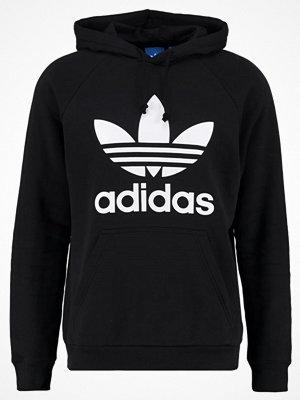 Tröjor & cardigans - Adidas Originals TREFOIL  Sweatshirt black
