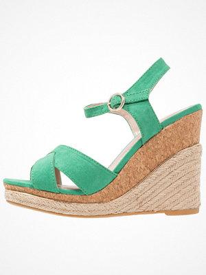 Dorothy Perkins ROXY Sandaletter green