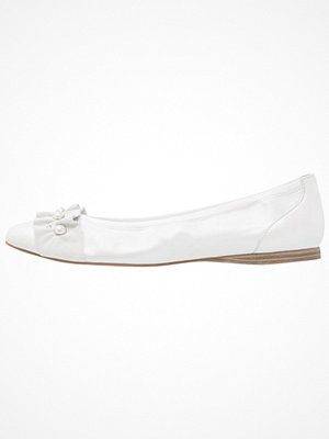Tamaris Ballerinas white/pearl