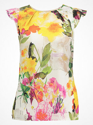 Anna Field Blus off white/multicoloured