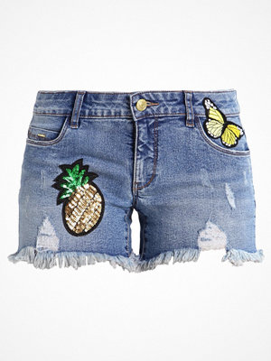 Shorts & kortbyxor - Only ONLDENIM POWER Jeansshorts medium blue denim