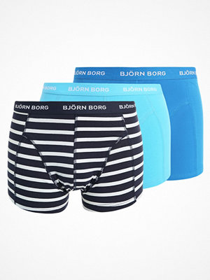 Björn Borg STRIPE 3 PACK Underkläder peacoat
