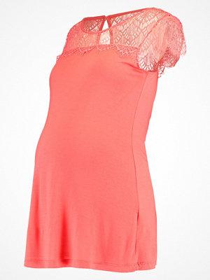 DP Maternity Tshirt med tryck pink