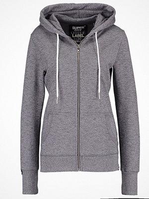 Street & luvtröjor - Superdry Sweatshirt dark charcoal marl