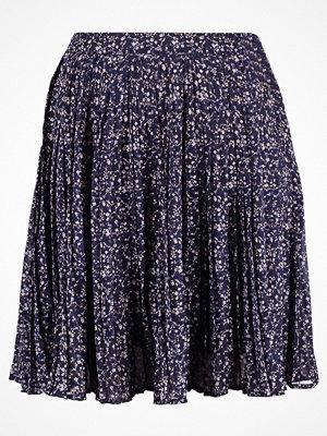 Kjolar - Vero Moda VMKATELYN Veckad kjol navy blazer