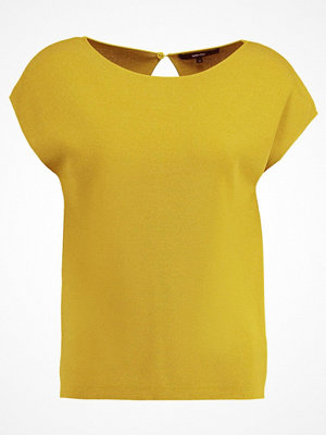 someday. TOSANNE Tshirt med tryck mute mustard