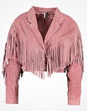 Topshop MAGGIE  Skinnjacka pink