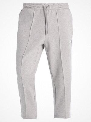 Sportkläder - Adidas Originals RELAX Träningsbyxor grey/white