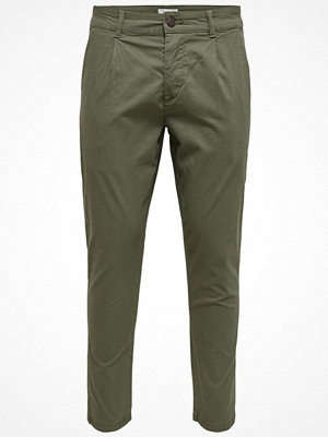 Byxor - Only & Sons BROEK EFFEN Chinos khaki
