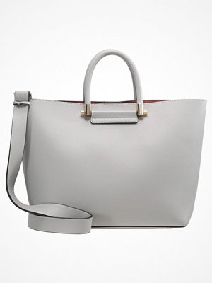 Handväskor - Topshop SIMONA CLEAN Handväska grey