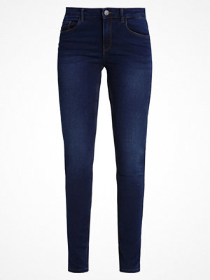 Vero Moda VMSEVEN Jeans slim fit dark blue denim