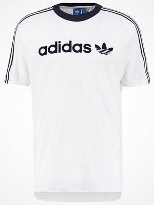 T-shirts - Adidas Originals MINOH Tshirt med tryck white