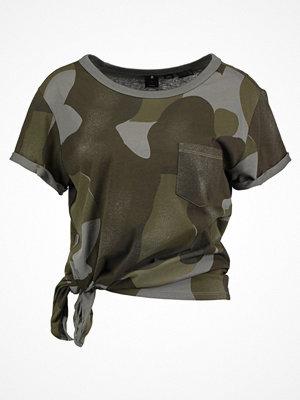 G-Star GStar SUNDU CAMO POCKET R T S/S Tshirt med tryck orphus
