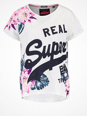 Superdry Tshirt med tryck optic