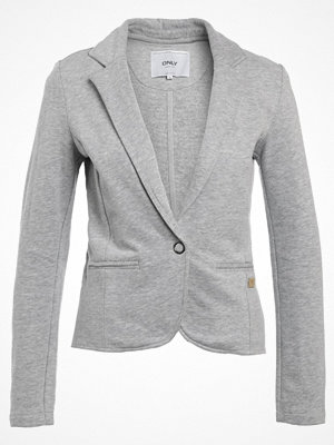 Only ONLCLAUDIA Blazer light grey melange