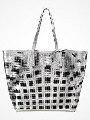 Handväskor - Even&Odd Handväska silver