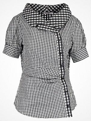 Finery London WESTBOURNE Skjorta black/white