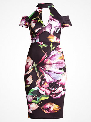 True Violet MILAN Fodralklänning multicoloured