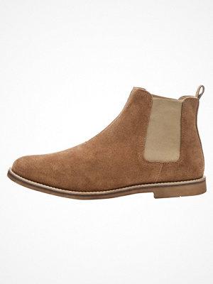 Boots & kängor - Bianco Stövletter camel