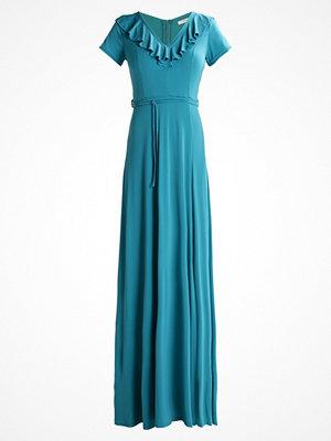 Glamorous Tall Jerseyklänning turquoise