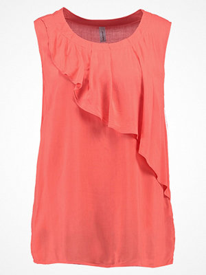 Soyaconcept ALICE  Blus peach orange