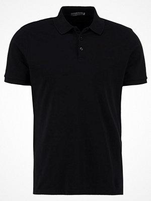Pikétröjor - Calvin Klein Jeans PAUL Piké black