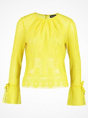 Topshop Blus yellow