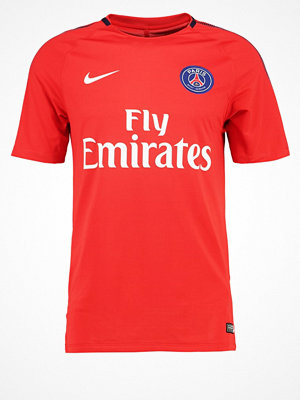 Sportkläder - Nike Performance PARIS ST. GERMAIN Funktionströja rush red/rush red/midnight navy/white