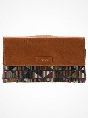 Plånböcker - Fossil ELLIS CLUTCH Plånbok neutral/multicolor