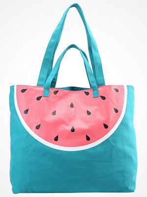 Handväskor - Even&Odd Shoppingväska pink