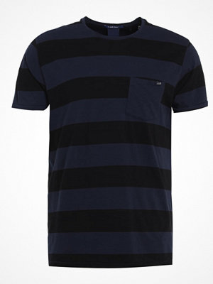 Scotch & Soda STRIPES NORMAL FIT Tshirt med tryck combo