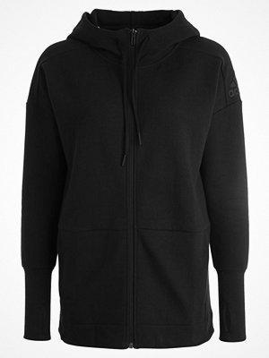 Street & luvtröjor - Adidas Performance TIMEOUT  Sweatshirt black