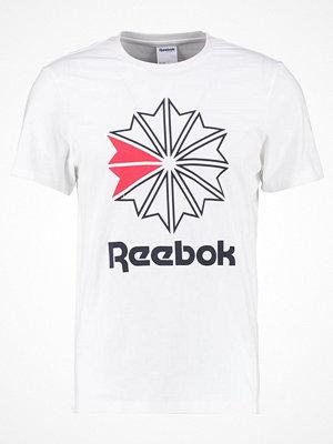 Reebok Classics Tshirt med tryck white