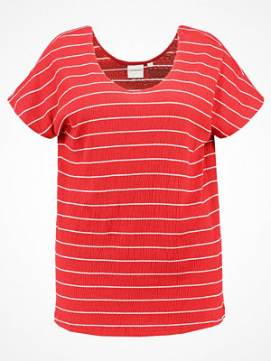Junarose JRSAFIRA  Tshirt med tryck high risk red