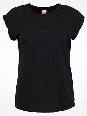 Custommade CONNIE Tshirt bas anthracite black