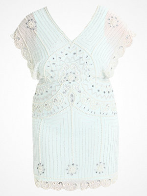 Frock and Frill Curve KIMONO Cocktailklänning mint